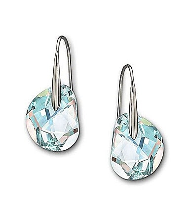 Swarovski Galet Crystal Earrings