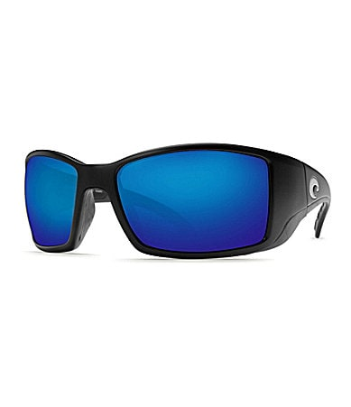 Costa Del Mar Blackfin Blue Mirror Sunglasses