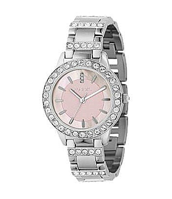 Fossil Jesse Crystal-Accent Dress Watch
