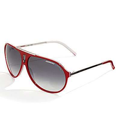 Carrera Hot Midsize Aviator Sunglasses