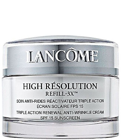 Lancome High Resolution Refill-3X� Triple Action Renewal Anti-Wrinkle Cream SPF 15