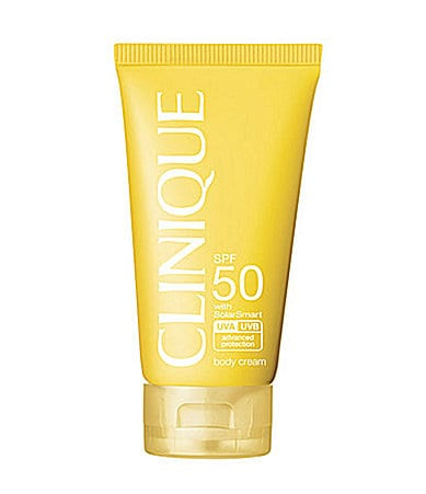 Clinique Sun Broad Spectrum SPF 50 Sunscreen Body Cream