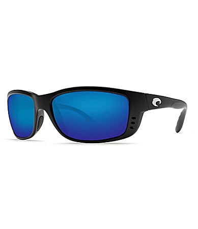 Costa Del Mar Zane Polarized Blue-Lens Sunglasses