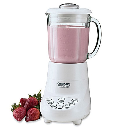 Cuisinart SmartPower White 7-Speed Electronic Blender