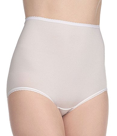 Cabernet Seam d� Fit Stretch Full Brief Panty