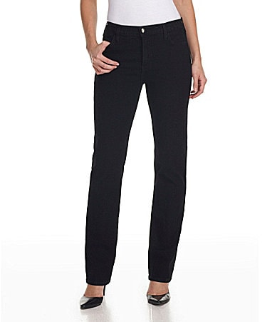NYDJ Plus Marilyn Slim-Fit Jeans