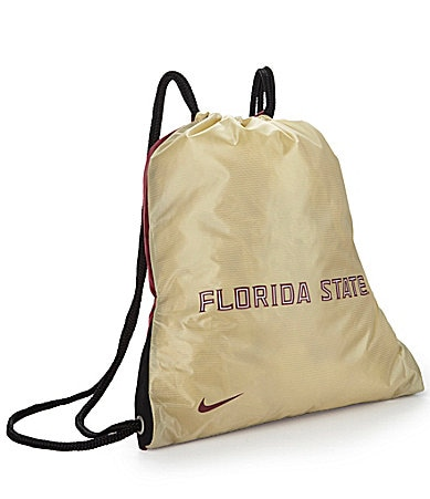 Nike Home/Away Florida State Gym Bag