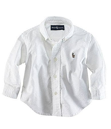 Ralph Lauren Childrenswear Infant Oxford Shirt