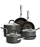 Simply Calphalon Nonstick 8-Piece Cookware Set