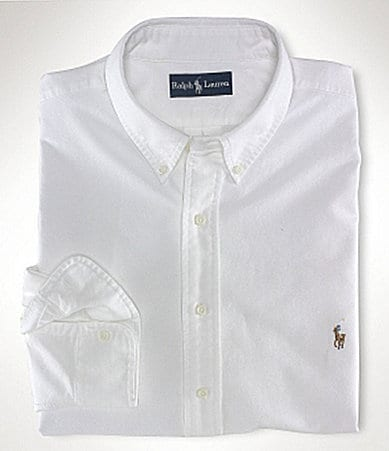 Polo Ralph Lauren Big & Tall Classic-Fit Oxford Sportshirt