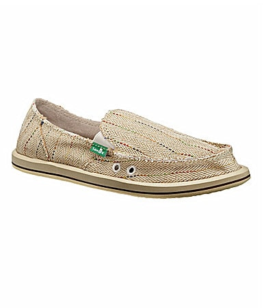Sanuk Donna Slip-On Shoes