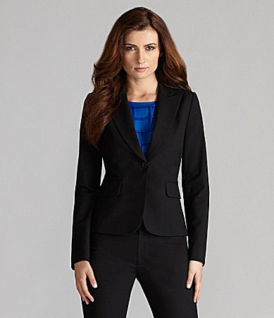 Gianni Bini Marcy Single-Button Jacket
