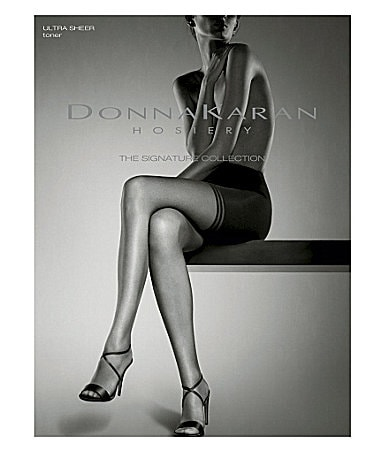 Donna Karan Signature Collection Ultra-Sheer Toner Hosiery