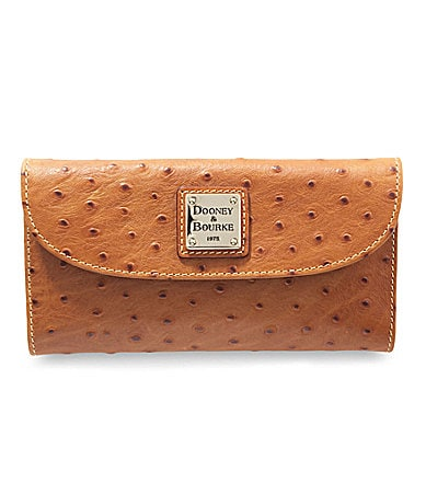 Dooney & Bourke Checkbook Clutch