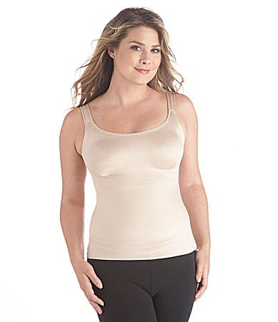 TC Fine Shapewear Even More Wonderful Edge� Full-Figure Camisole