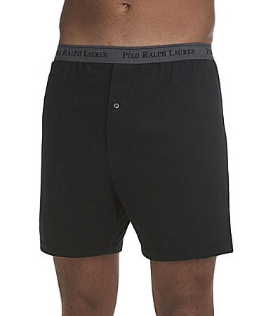 Polo Ralph Lauren Brushed Jersey Boxer