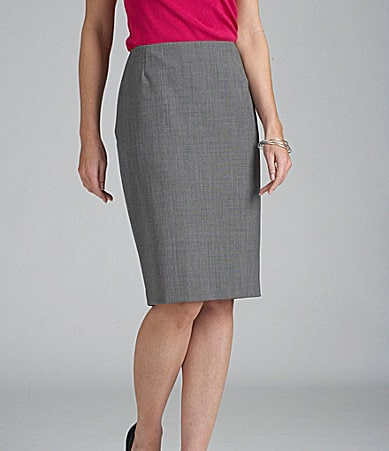 Alex Marie Laura No-Waistband Pencil Skirt