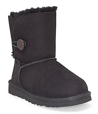UGG Australia Girls Bailey Button Boots