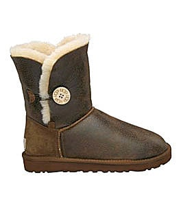 UGG Australia Women�s Bailey Button Bomber Boots