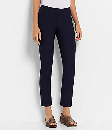 Eileen Fisher Essentials Petites Slim Ankle Pants