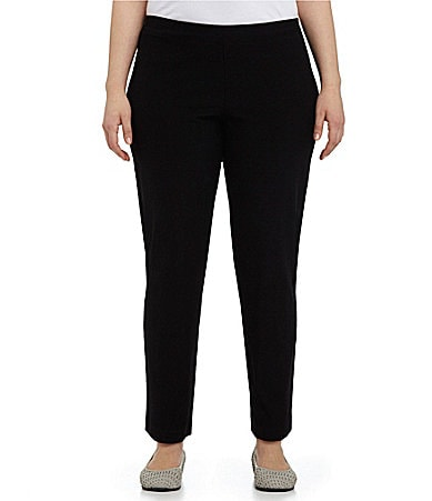 Eileen Fisher Essentials Woman Slim Ankle Pants