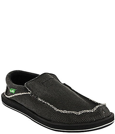Sanuk Men's Chiba Slip-On Shoes