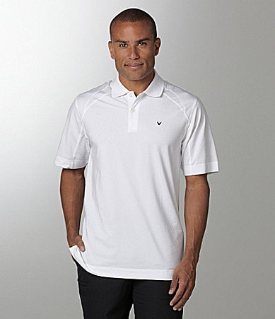 Callaway Signature Solid Polo Shirt