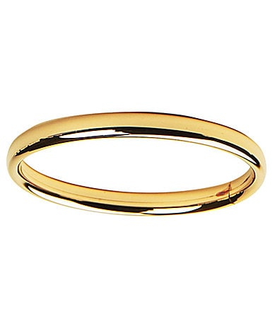 Elegant Baby Gold Bangle Bracelet