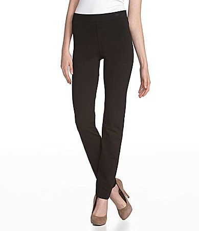DKNY Back-Seam Leggings