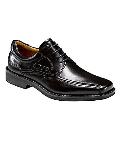 Ecco Seattle Run Off-Toe Oxfords