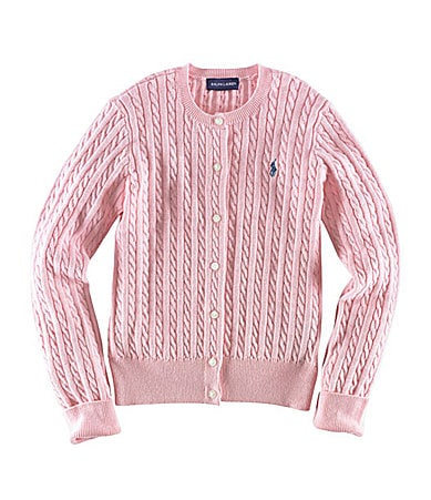 Ralph Lauren Childrenswear 4-6X Cardigan Sweater