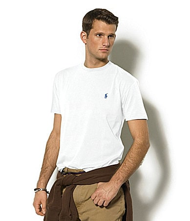 Polo Ralph Lauren Custom-Fit No-Pocket Tee