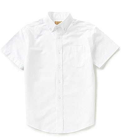 Class Club 2T-7 Short-Sleeve Oxford Shirt