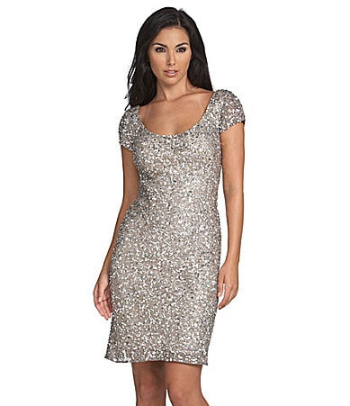 Scala Sequin Dress