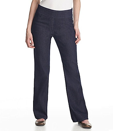 Westbound Petites PARK AVE fit Denim Pants
