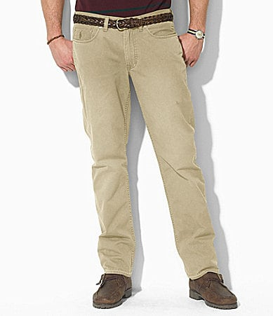 Polo Ralph Lauren 5-Pocket Vintage Pants
