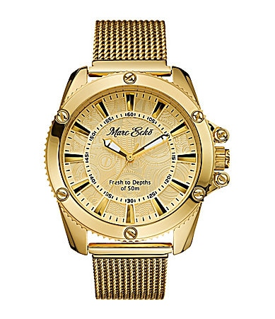 Marc Ecko Cut & Sew The Flash Watch
