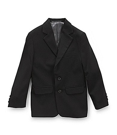 Class Club 8-20 Black Dress Blazer