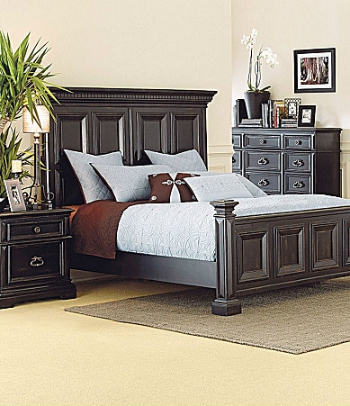 Pulaski Brookfield Bedroom Group