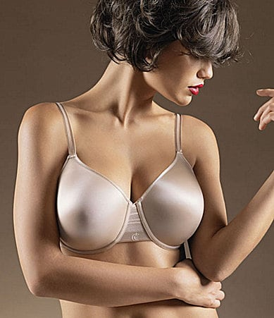 Chantelle Pure Full-Coverage Convertible T-Shirt Bra