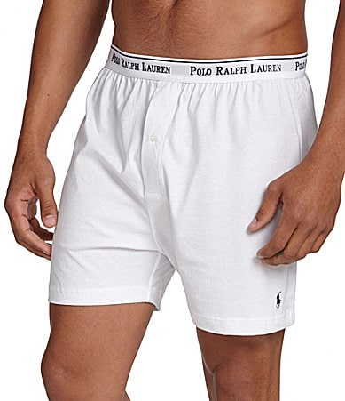 Polo Ralph Lauren Knit Boxers 3-Pack
