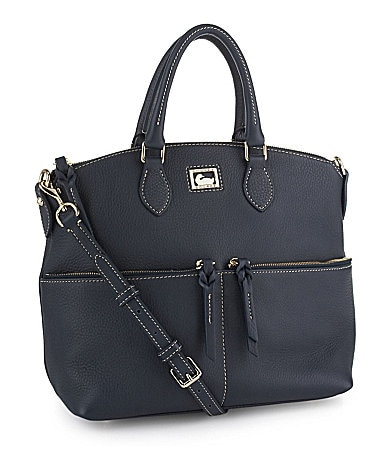 Dooney & Bourke Dillen II Leather Satchel