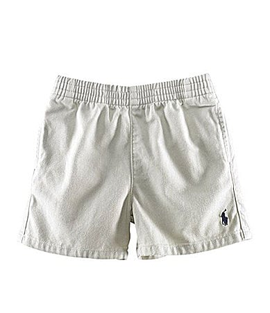 Ralph Lauren Childrenswear Infant Twill Sport Shorts