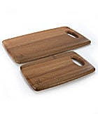 Tru Chef Acacia Wood Cutting Board
