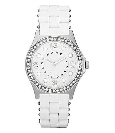 Marc by Marc Jacobs White-Dial