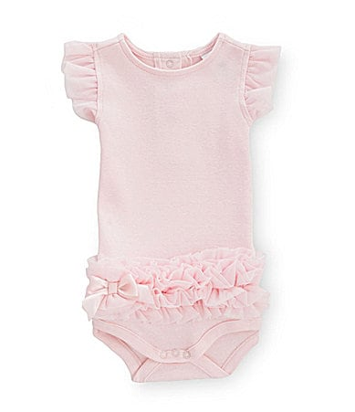 Starting Out Newborn Tulle Bodysuit
