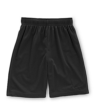 Nike 8-20 Black Essentials Mesh Shorts
