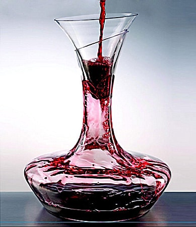 Pasabache Splash Red Wine Decanter Set