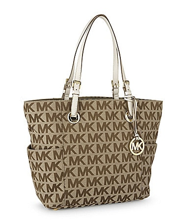 MICHAEL Michael Kors Signature East-West Tote