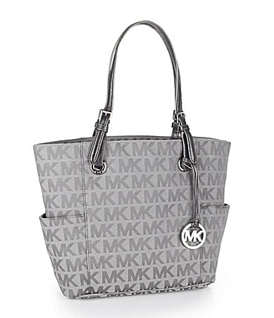 MICHAEL Michael Kors Signature East/West Tote